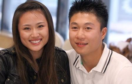 李小鹏和女友李安琦