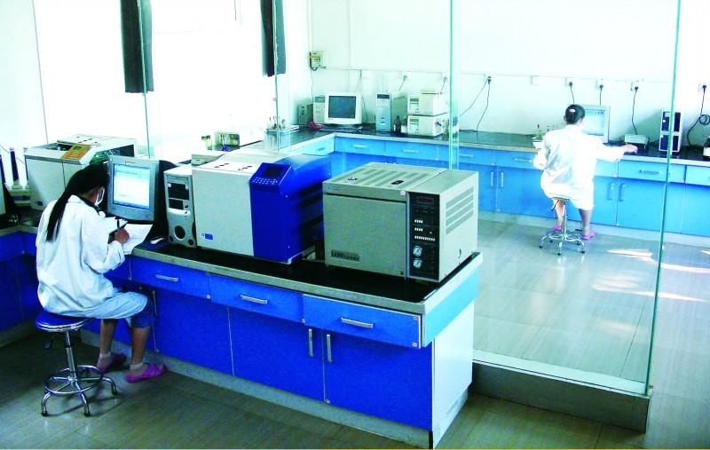 山东省生物农药活性筛选工程实验室