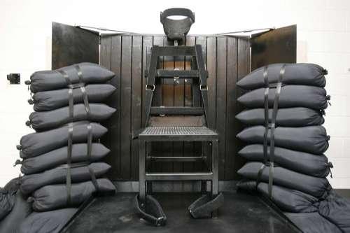美14年来首次枪决处死死刑犯 图解行刑现场