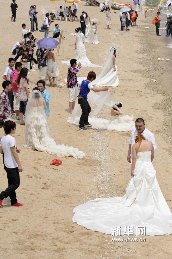 连云港拍婚纱照的地方_连云港花果山图片