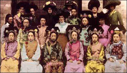 康熙皇帝第十女和硕纯悫公主