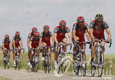 环法自行车赛 阿姆斯特朗最后一次环法征程 2