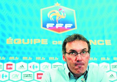 法国新帅布兰科正式上任