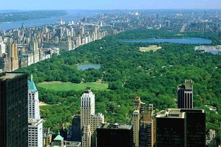 纽约曼哈顿*公园图片