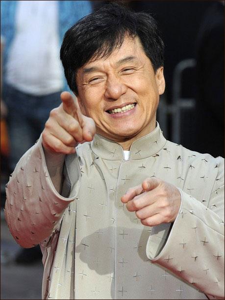 SuperChan's Jackie Chan Blog: More Photos: Jackie London ...