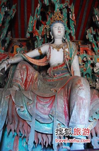 双林寺彩塑