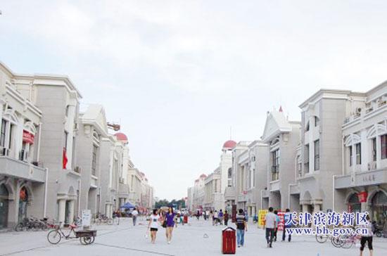 街内设置小型欧式浮雕四处;改造欧式庭院灯30基座;用图片