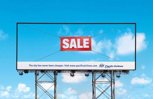 雷人的惡搞戶外廣告海報欣賞