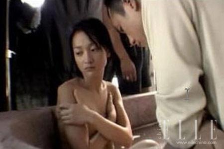 盘点玉女明星的全裸床戏