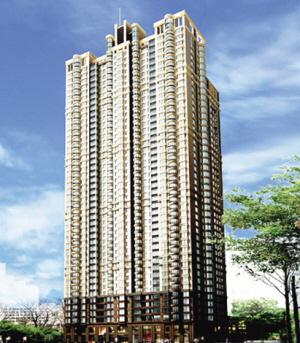 中山国际超高层建筑-建中外锦绣大厦 绘神州宏伟蓝图