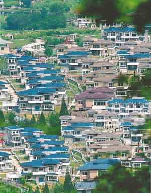 优美人居环境民居-年年岁岁相聚港洽会岁岁年年收获都精彩