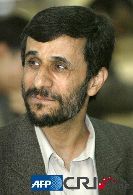 内贾德称未来属于伊朗 伊朗并不想制造核弹