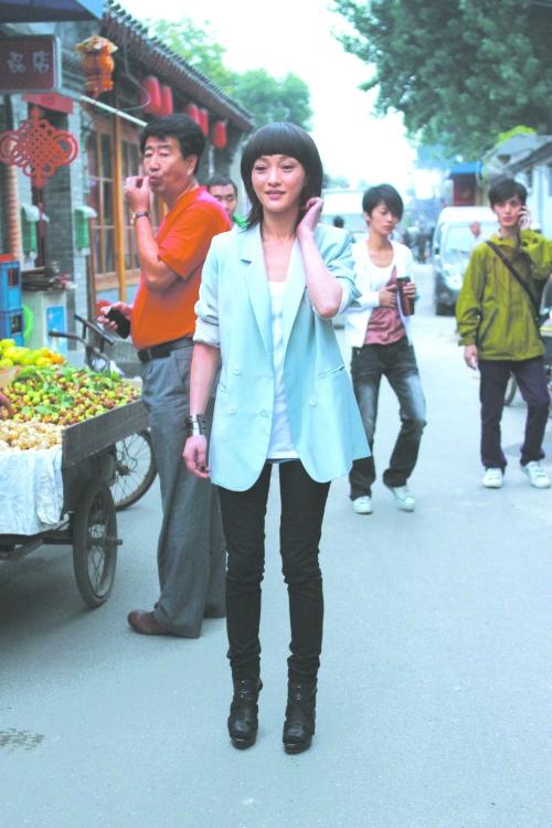 省委书记的夫人宫燕明_周迅离开华谊后,参与拍摄了香港导演彭浩翔监制的4+1计图片