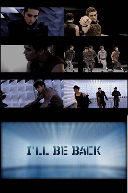 2PM新曲MV预告片网络发布 浓眼线演绎男人美