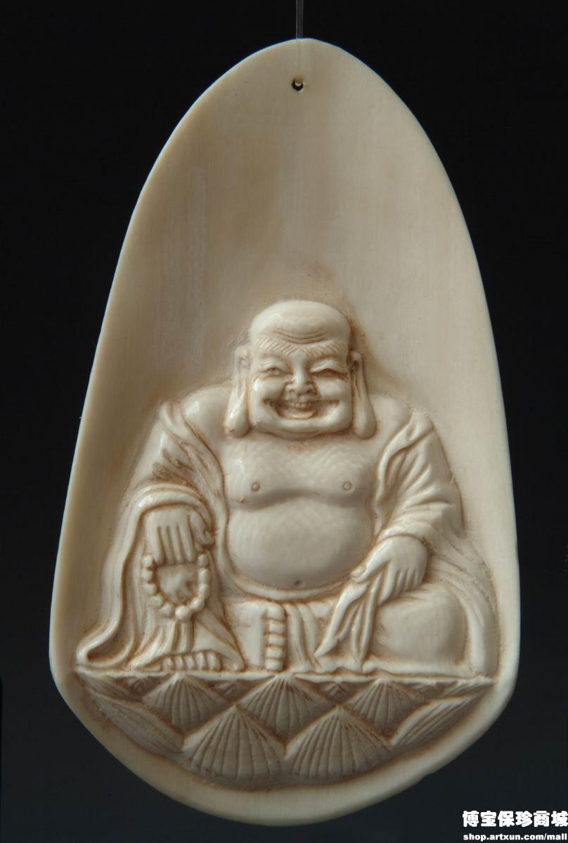中国象牙雕刻有着极其悠久的历史,始于新石器时代 .象牙雕...