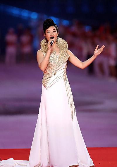 [精选组图] 广州亚运会开幕式:绚丽多彩 明星闪耀 (值得收藏) - 长城 - 长城的博客http://jsxhscc.