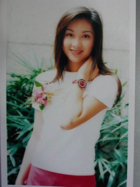 盘点香港娱乐圈混血女明星 张柏芝一家全混血