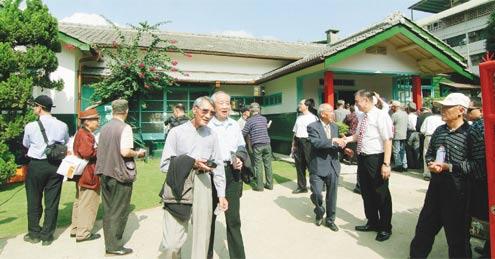 孙立人/孙立人将军纪念馆21日揭牌,才开放立即吸引大批慕名的参观游客
