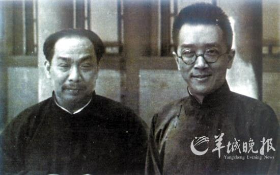 史学家陈垣长子忆父亲 学术无国界但学者有祖国