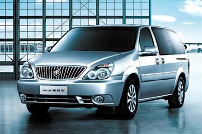 2011款别克GL8商务车-首席商务舱 进军豪华MPV市场 别克实现对豪华高清图片