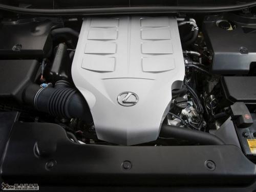雷克萨斯gx460搭载4.6l v8发动机高清图片