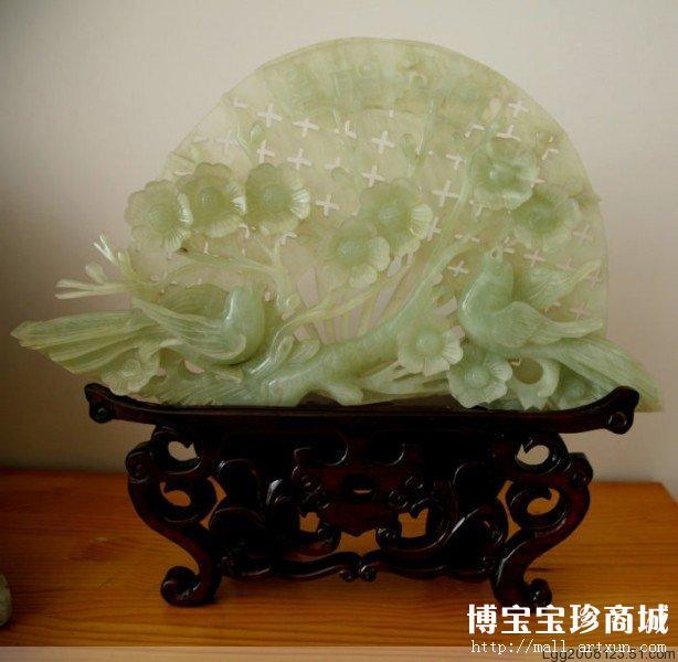 ...网的专家笔者了解到,这种岫岩玉又称岫玉,以产于辽宁省鞍山市