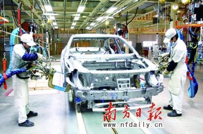 随着新能源整车项目的落户,中山将进一步完善新能源汽车产业链.