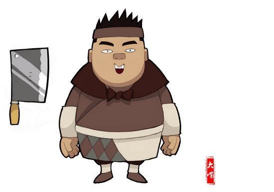 《武林外传》卡通造型曝光