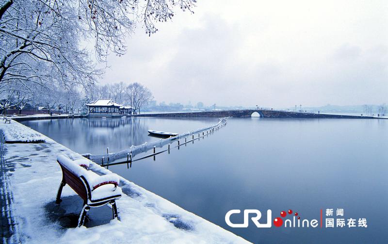 冰雪中国 杭州西湖雪景 高清组图