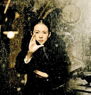 一代宗师 华语电影 海报 电影市场 形影不离