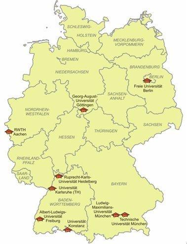 解读德国留学:2009中国赴德留学人数第一