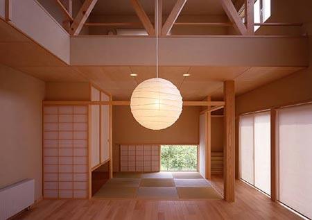 韩国风格楼顶木屋