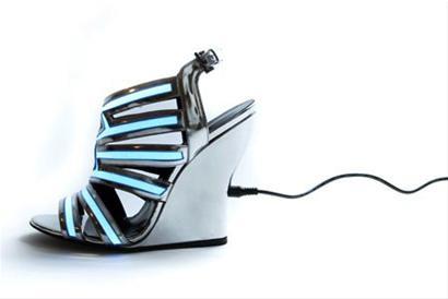 让你的鞋子发光吧