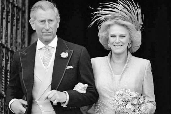 查尔斯与卡米拉于2005年完婚.-查尔斯王子 戴安娜阴影挥之不去