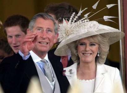 戴安娜卡米拉 英国王储查尔斯的两次婚礼