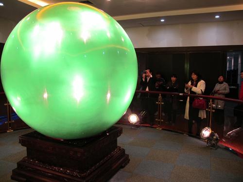 浙江东方地质博物馆正式开馆 首展世界最大萤石