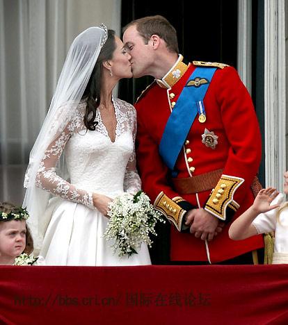 戴安娜王妃VS凯特王妃 一个时代终结另一个时代开始