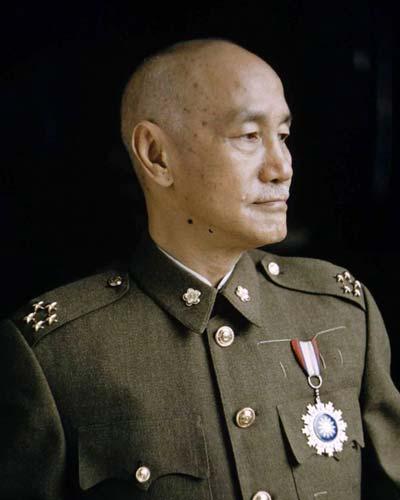 东方巨人  蒋中正(高清) - 南局南段 - 南局南段