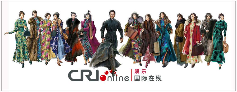 """海外主流媒体聚焦十三钗 张伟平希望架起沟通的桥梁""""+pindao+"""""""