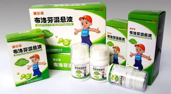 非甾体抗炎药 儿童药品