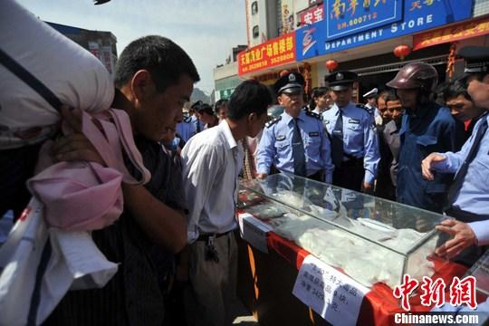 广西崇左警方破获特大跨国贩毒案