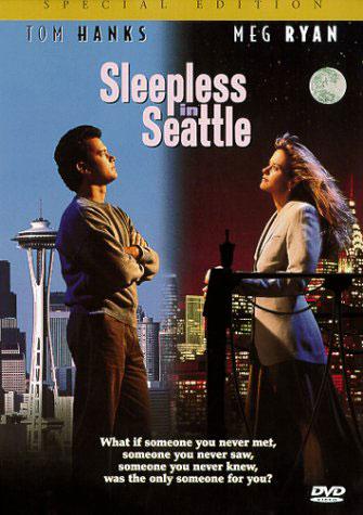电影版《西雅图不眠夜》海报 资料图