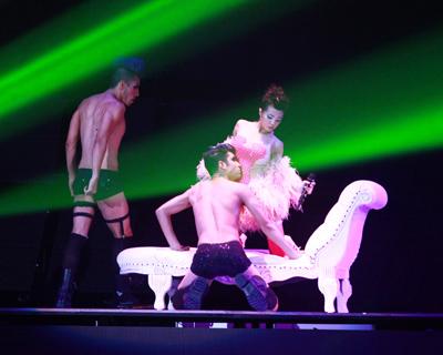 蔡依林北京演唱会 精彩看点独家呈现