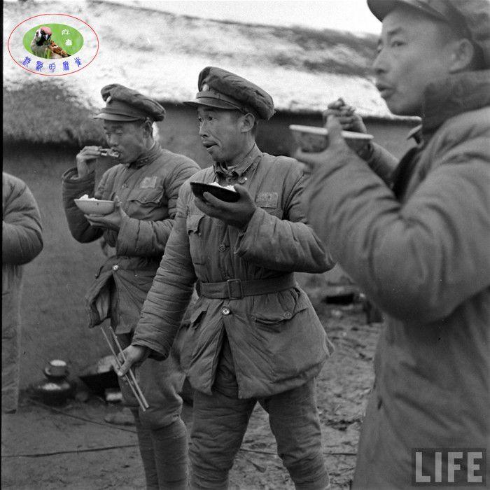 解放战争时期邋遢、淫乱的蒋军(组图)_新闻中