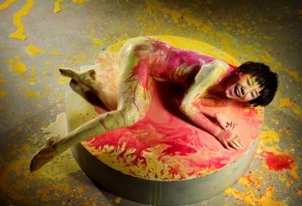 裸模苏紫紫最新全裸艺术照 大师掌镜毫无修饰
