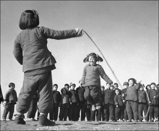 1950年 游戏 孩子