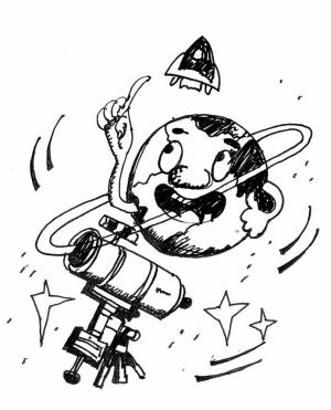 心说的宇宙观到伽利略利用望远镜观察星空、并为哥白尼的理论找到重