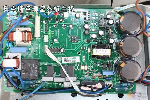 kfr_35w032tcl空调外机接线图
