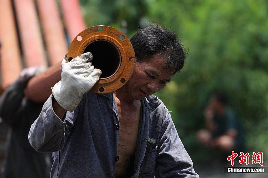 广西来宾市合山煤业公司八矿樟