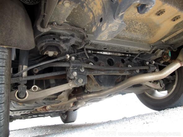 大切诺基3.6空气悬挂底盘怎么样 吉普jeep大切诺基评测 新高清图片